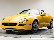 2003 Maserati Spyder for sale 100950929