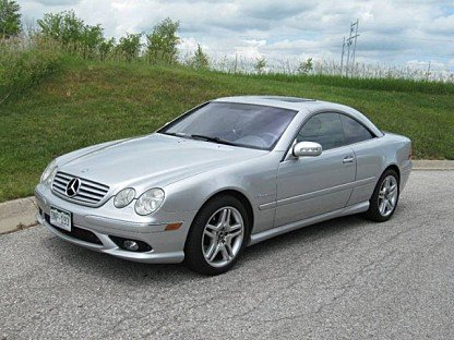 2003 Mercedes-Benz CL55 AMG for sale 100997324