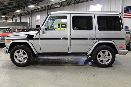 2003 Mercedes-Benz G500 for sale 100830088