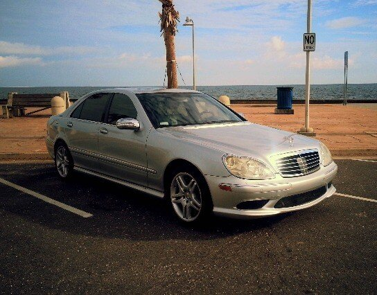 2003 Mercedes Benz S55 AMG For Sale 100740795