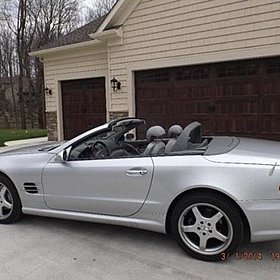 2003 Mercedes-Benz SL500 for sale 100753078