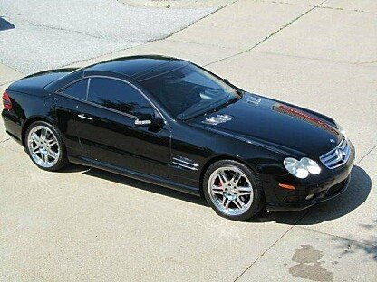 2003 Mercedes-Benz SL500 for sale 100783224