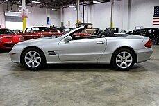 2003 Mercedes-Benz SL500 for sale 100998596