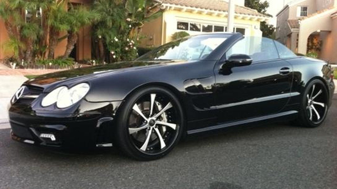 Mercedes Benz mercedes benz sl55 : 2003 Mercedes-Benz SL55 AMG for sale near Los Angeles, California ...