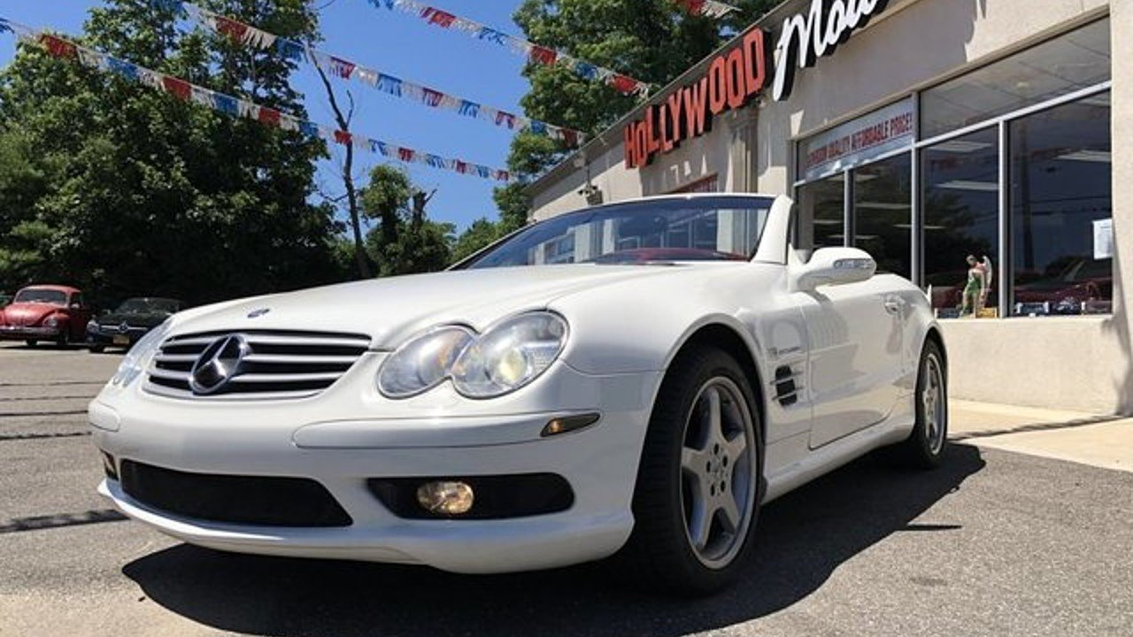2003 Mercedes-Benz SL55 AMG for sale 101009863