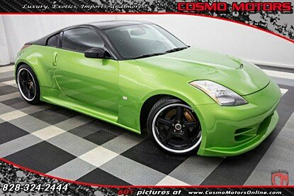 2003 Nissan 350Z Coupe for sale 100969929