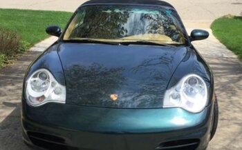 2003 Porsche 911 Cabriolet for sale 100756252