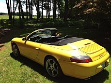 2003 Porsche 911 Cabriolet for sale 100775220