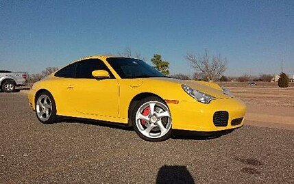 2003 Porsche 911 Coupe for sale 100751379