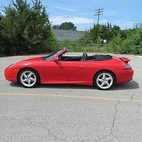 2003 Porsche 911 Cabriolet for sale 100774795
