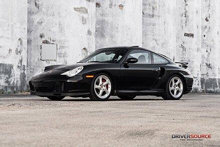 2003 Porsche 911 Turbo Coupe for sale 100925133