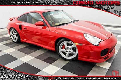 2003 Porsche 911 Turbo Coupe for sale 100981156
