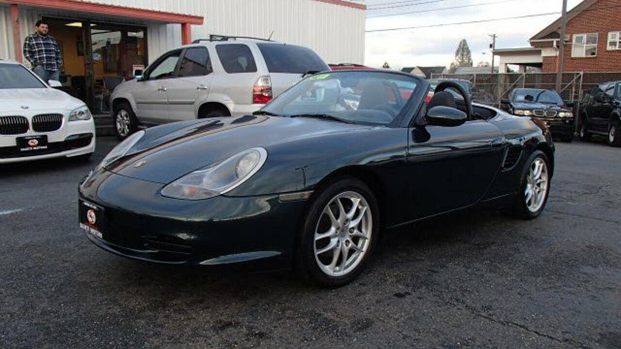 2003 Porsche Boxster for sale 100924543