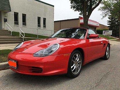 2003 Porsche Boxster Spyder for sale 101028033