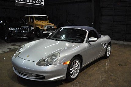 2003 Porsche Boxster S for sale 100772240