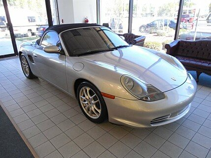 2003 Porsche Boxster for sale 100890037
