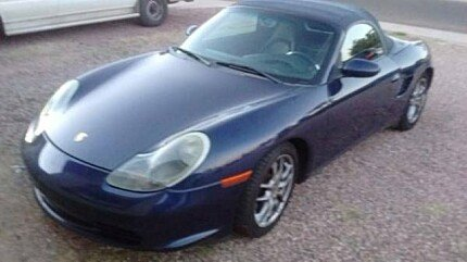 2003 Porsche Boxster for sale 100971789
