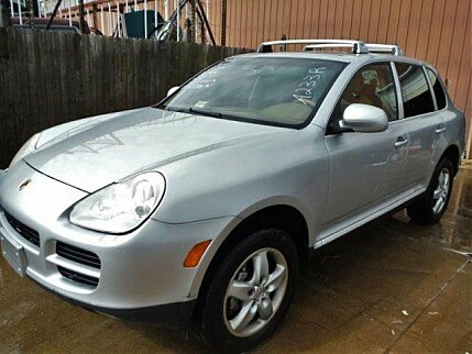 2003 Porsche Cayenne S for sale 100752018