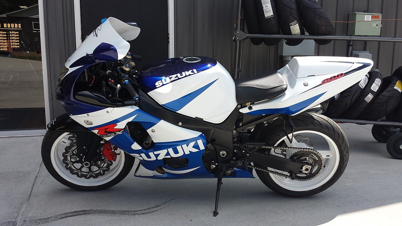 2003 Suzuki GSX-R600 for sale 200548466