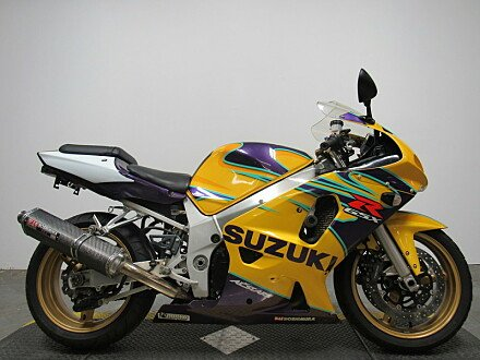 2003 Suzuki GSX-R600 for sale 200573174