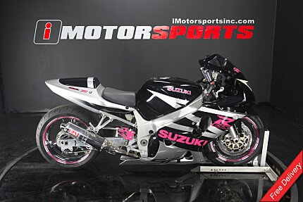 2003 Suzuki GSX-R600 for sale 200601179