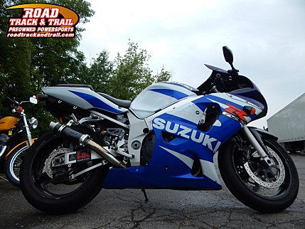 2003 Suzuki GSX-R600 for sale 200623025
