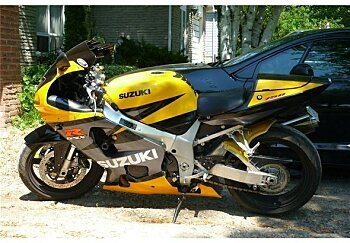 2003 Suzuki GSX-R750 for sale 200469415