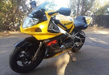 2003 Suzuki GSX-R750 for sale 200540519