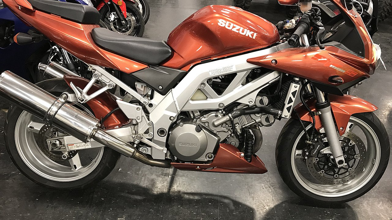 2003 Suzuki SV1000S for sale 200584931