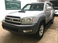 2003 Toyota 4Runner 4WD for sale 101035563