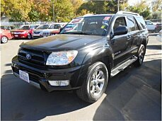 2003 Toyota 4Runner 4WD Limited for sale 101048463