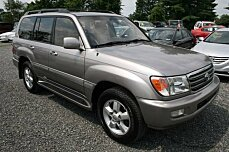 2003 Toyota Land Cruiser for sale 100886725