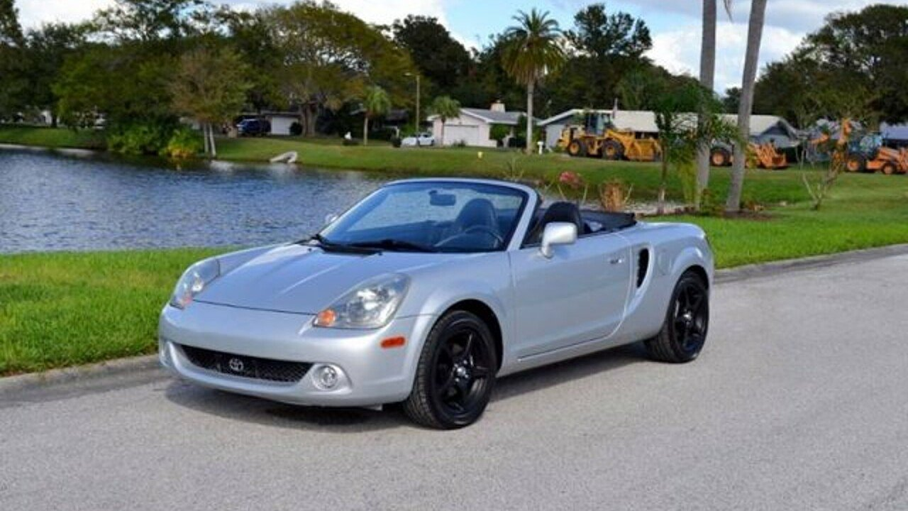 2003 Toyota MR2 Spyder for sale 100919206