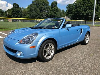 2003 Toyota MR2 Spyder for sale 101014393