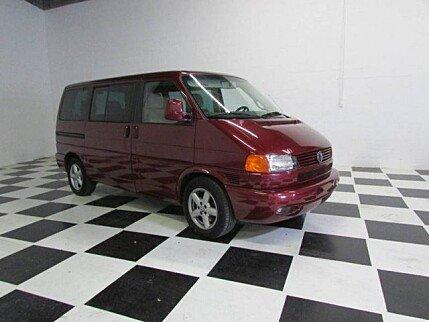 2003 Volkswagen Eurovan GLS for sale 100910573