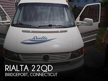 2003 Winnebago Rialta for sale 300171022
