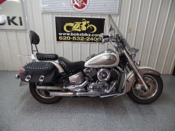 2003 Yamaha V Star 1100 for sale 200430370