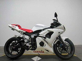 2003 Yamaha YZF-R6 for sale 200431126