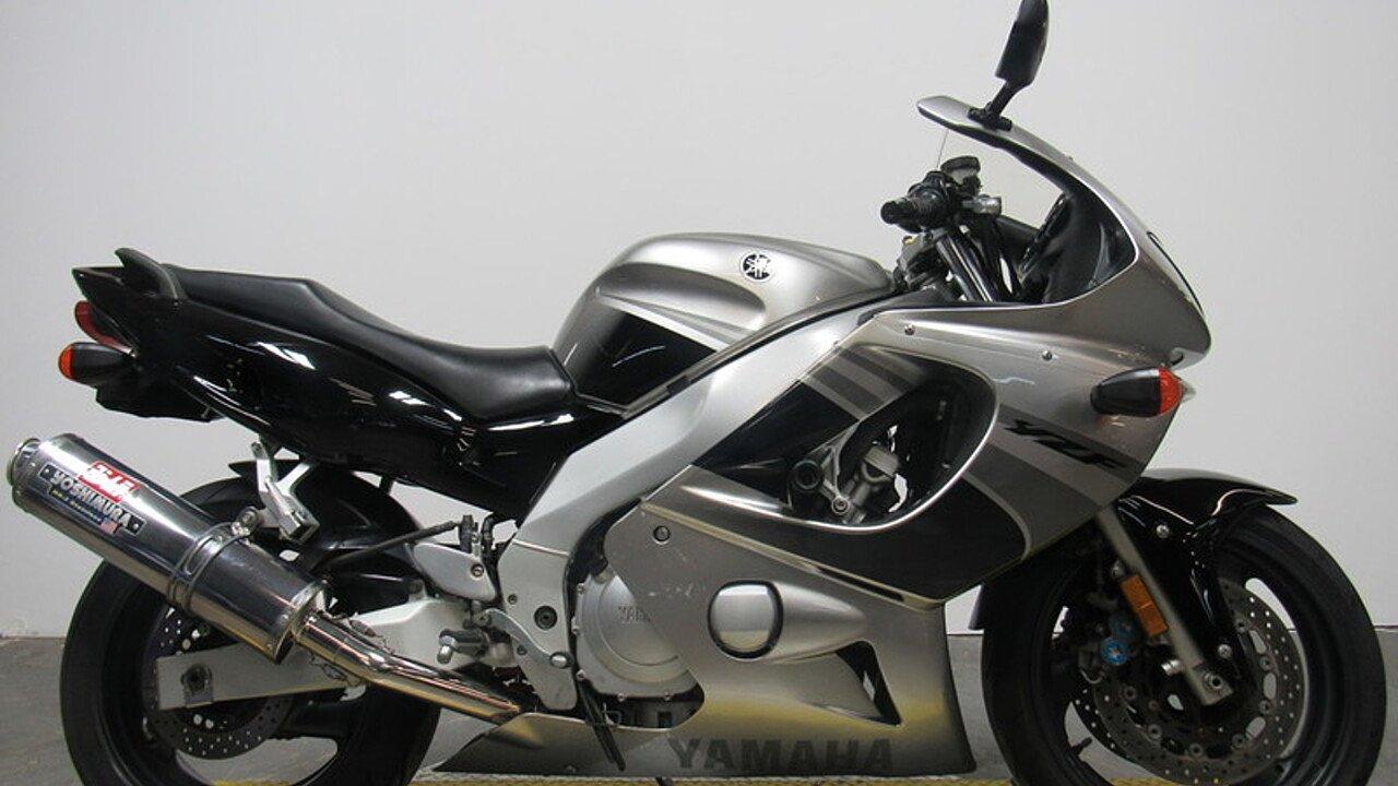 2003 Yamaha YZF-R6 for sale 200525040