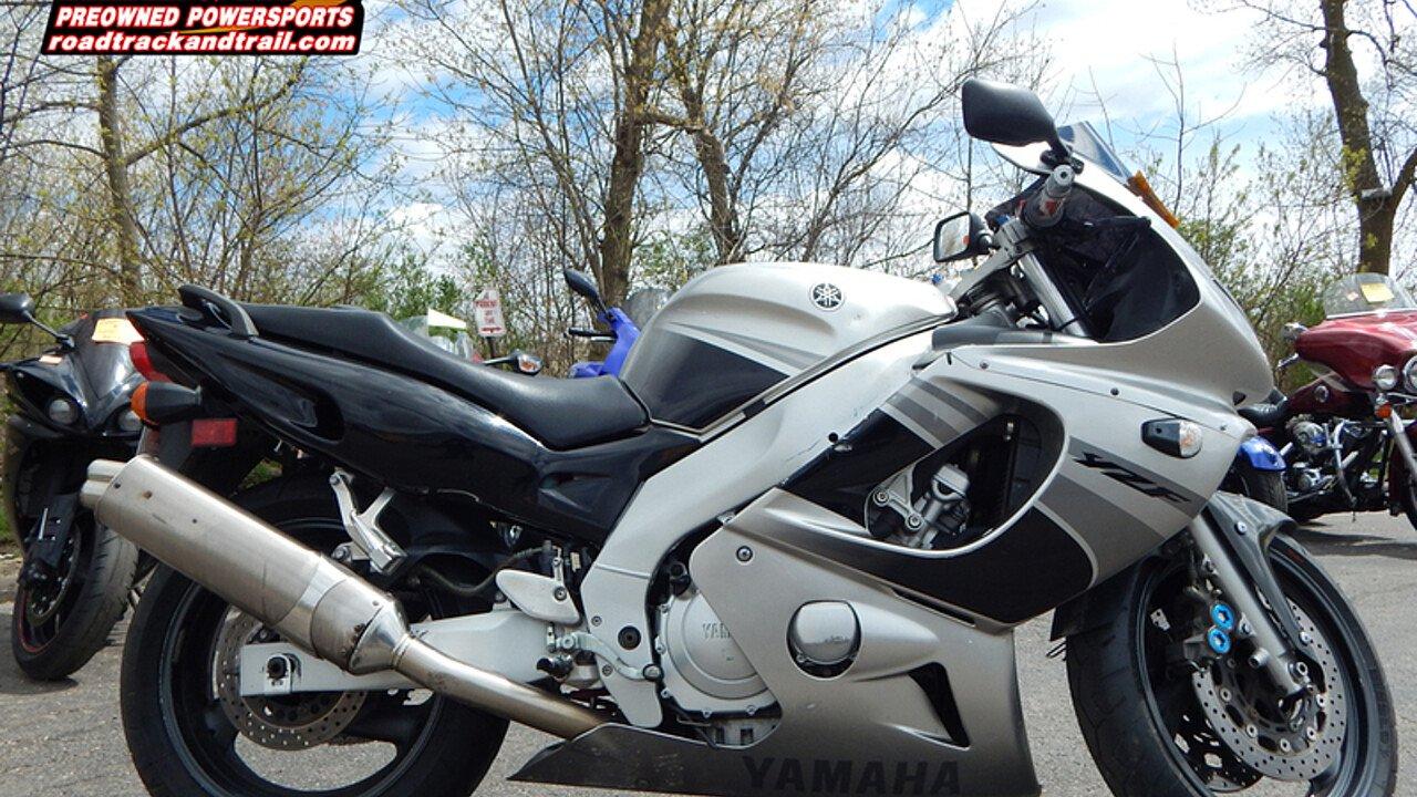 2003 Yamaha YZF600R for sale 200450879