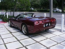 2003 chevrolet Corvette Convertible for sale 100995859