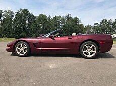 2003 chevrolet Corvette for sale 101000804