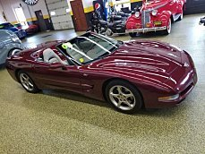 2003 chevrolet Corvette Convertible for sale 101012037