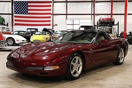 2003 chevrolet Corvette Coupe for sale 101036159