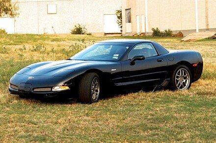 2003 chevrolet Corvette Z06 Coupe for sale 101040435