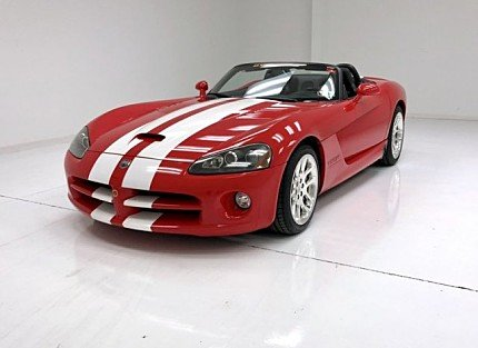 2003 dodge Viper SRT-10 Convertible for sale 101037463