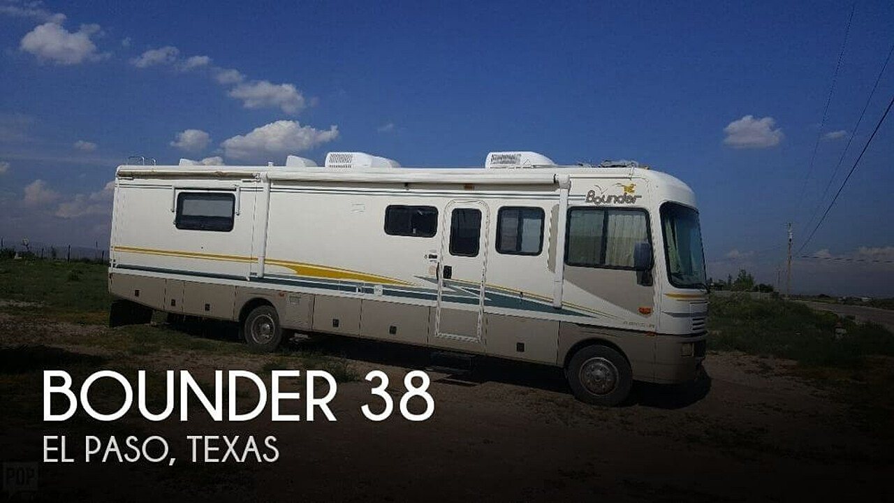 2003 fleetwood Bounder for sale 300166170