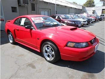 2003 ford Mustang GT Coupe for sale 101024998