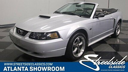 2003 ford Mustang GT Convertible for sale 100975614