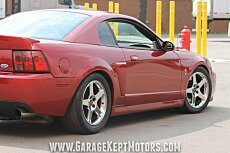 2003 ford Mustang Cobra Coupe for sale 101018863